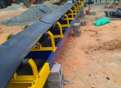 Vulcanizados y reparaciones de cintas transportadoras en frío y caliente