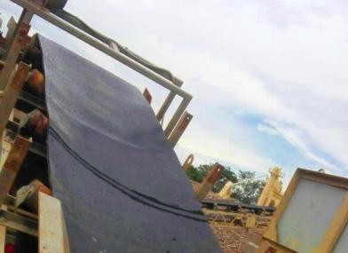 En AyJ realizamos vulcanizados mecánicos de cintas transportadoras