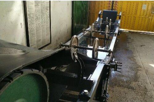 Rodillos especiales para cintas transportadoras en Medellín