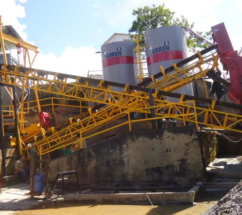 Fábrica de equipos de transmisión y transportadoras