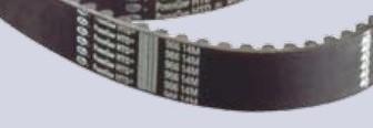 PowerGrip® HTD® 8M, 14M & 20M: